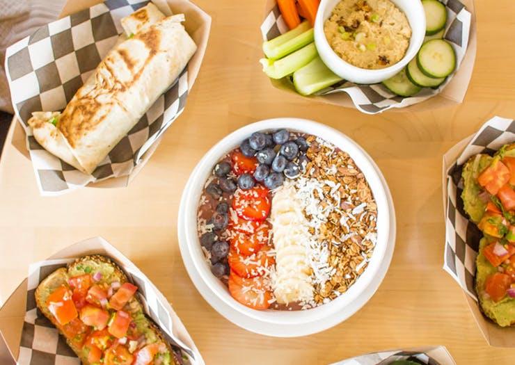 Sydney's Best Vegan Fast Food