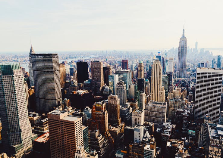 The Best Spots For Free Wifi In NYC