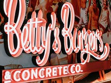 Betty's Burgers and Concrete Co.