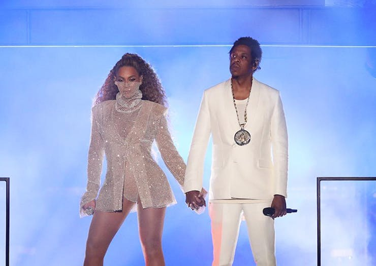 A Special Beyoncé & Jay Z No Lights No Lycra Is Coming
