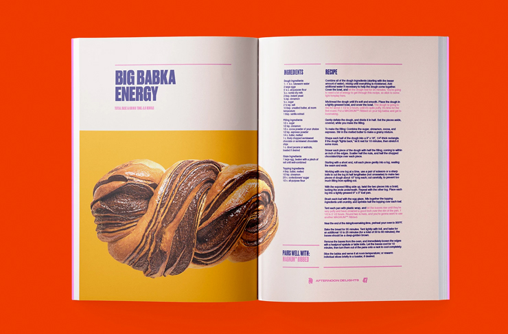 open bread cookbook for babka recipe
