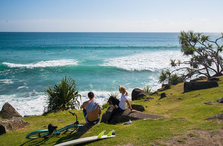 best cycling trails gold coast