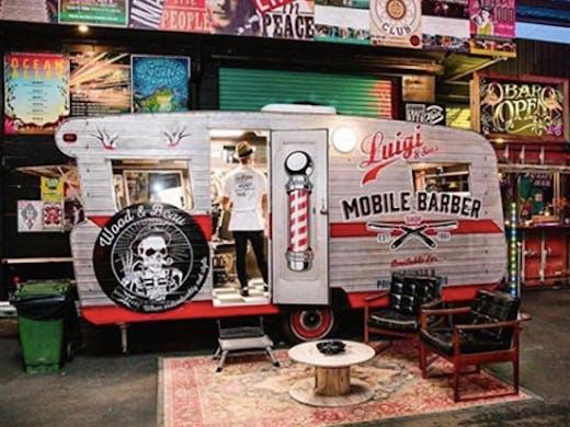 Mobile Barber Shop Depot