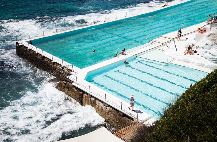 best pools in sydney