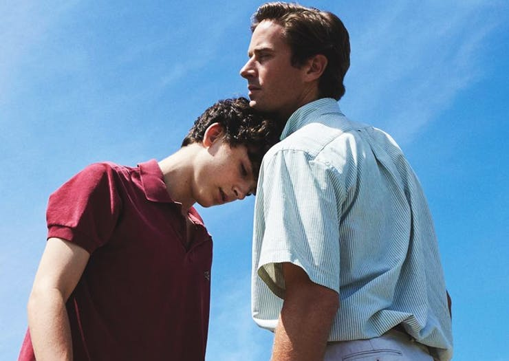 Settle In, Call Me By Your Name Is Getting A Book Sequel
