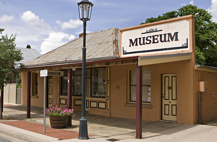 museum in country town