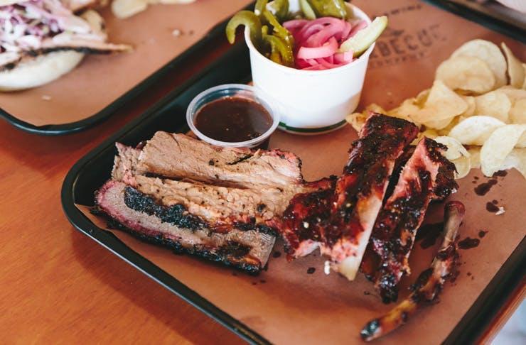 Bovine and Swine BBQ