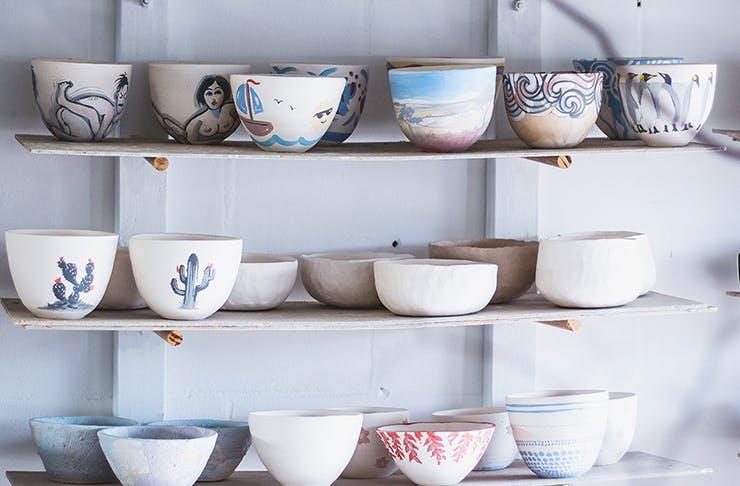 empty bowls project gold coast