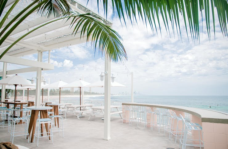 burleigh pavilion gold coast