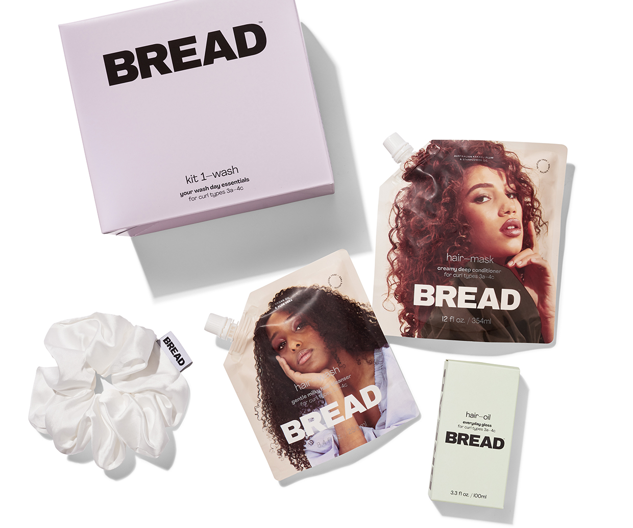 products of bread beauty supply