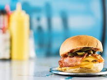A Week In The Stomach Of Jimmy's Burgers | The Urban Diet