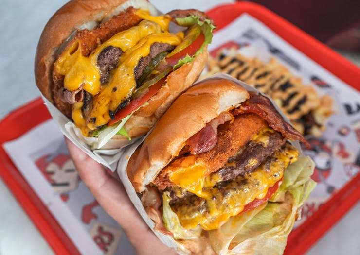One Whopper Of A Burger Festival Just Dropped & Adios To Your Summer Bod