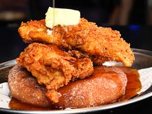 Sydney Has A Fried Chicken Donut And Dreams Do Come True