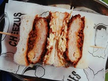 You Can Now Down This Super-Soaked Katsu Sambo At Butter