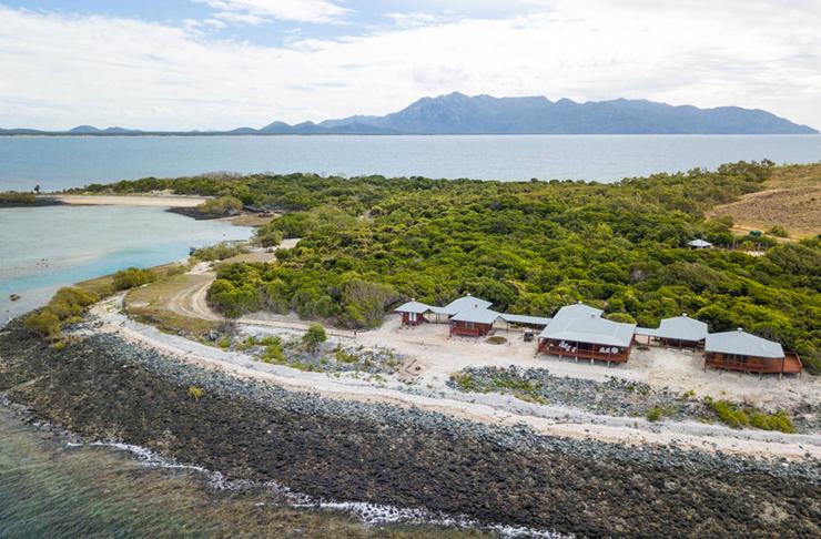 villas on island