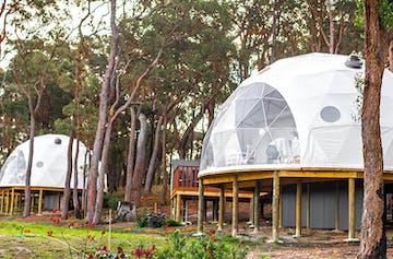 Why Camp When You Can Glamp | WA's Best Glamping Spots