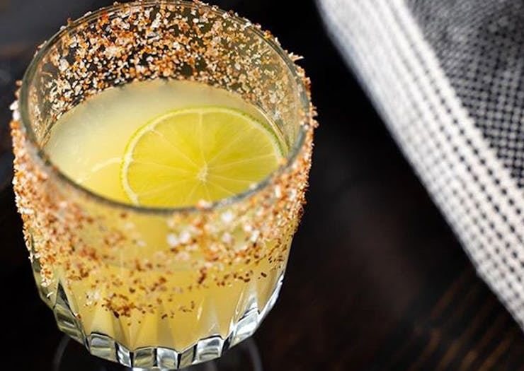 Get Stuck Into This Tulum-Inspired Bottomless Taco And Margarita Feast