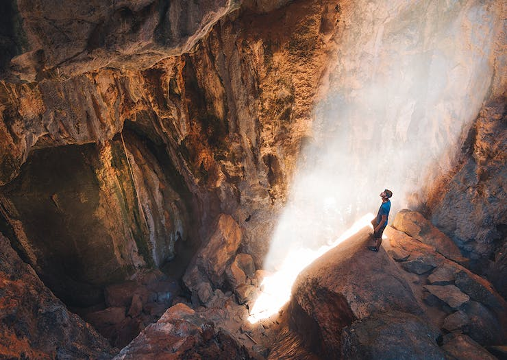 Journey To The Underworld At The Best Caves In Australia