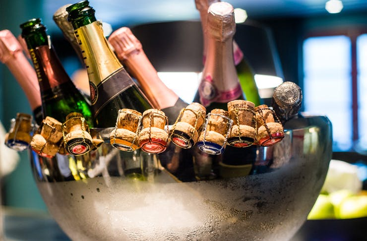 champagne facts