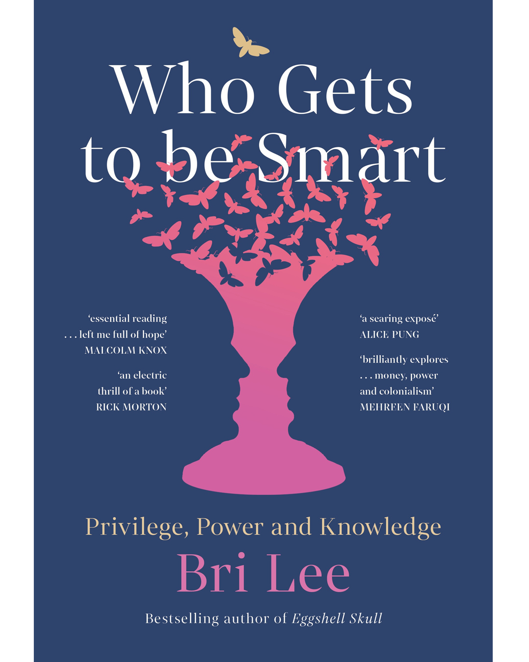 front cover of 'who gets to be smart'