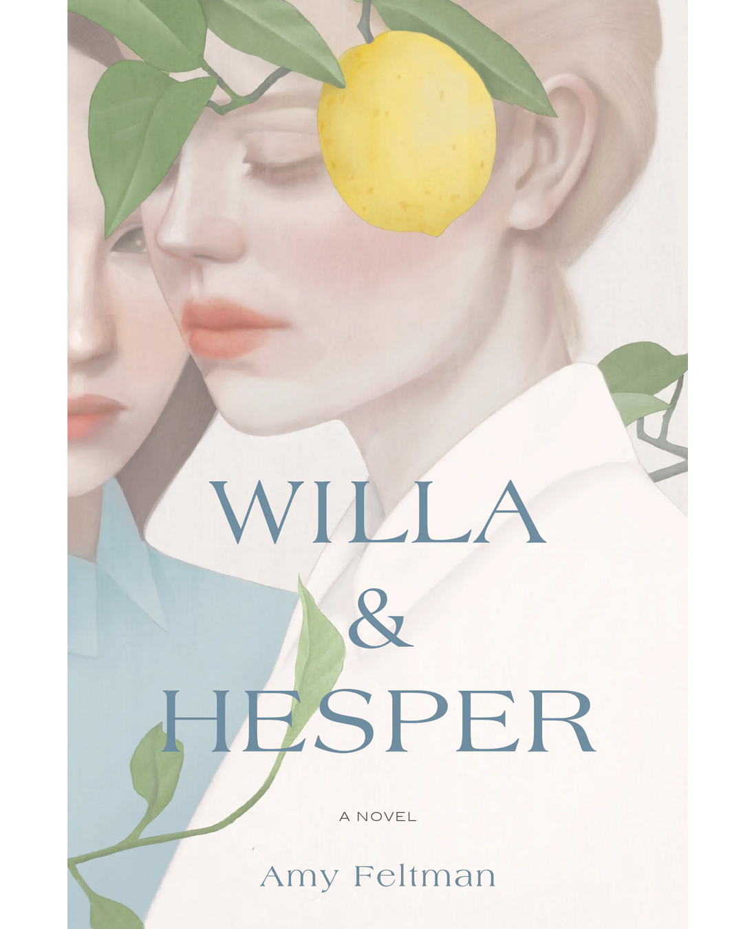 front cover of willa & hesper