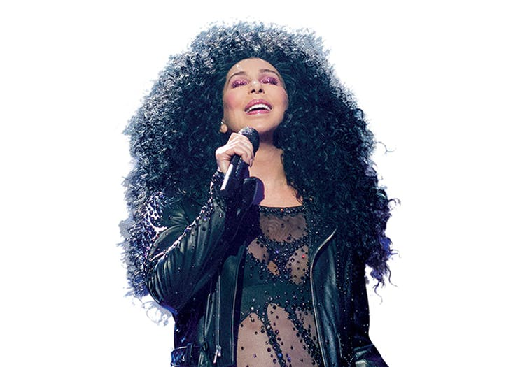 Cher Is Bringing Her Huge Arena Tour To Australia
