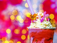 Here's Where To Get Your Mitts On Cherry Blossom Soft Serves And Milkshakes