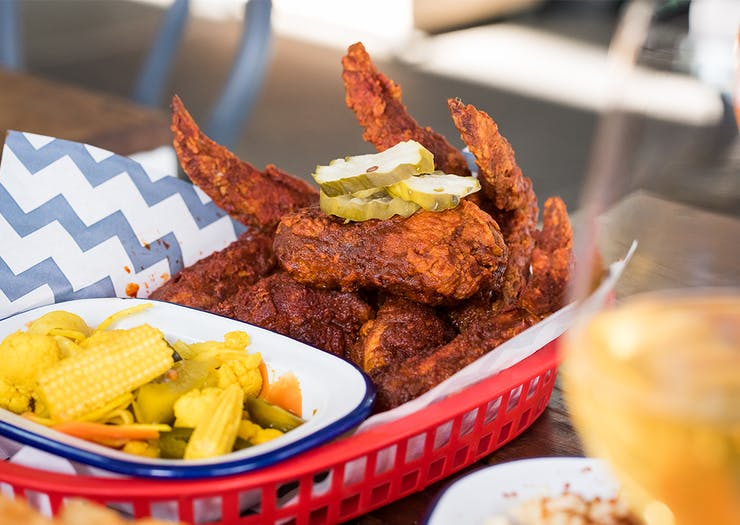 We Know Where You Can Stuff Your Face With 10c Wings