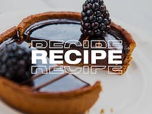 Grab Your Mixing Bowls, Here's How To Master Madame & Yves Chocolate Tart At Home