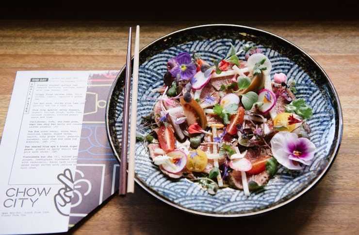 New Melbourne Restaurant Opening Chow City Melbourne The Urban List