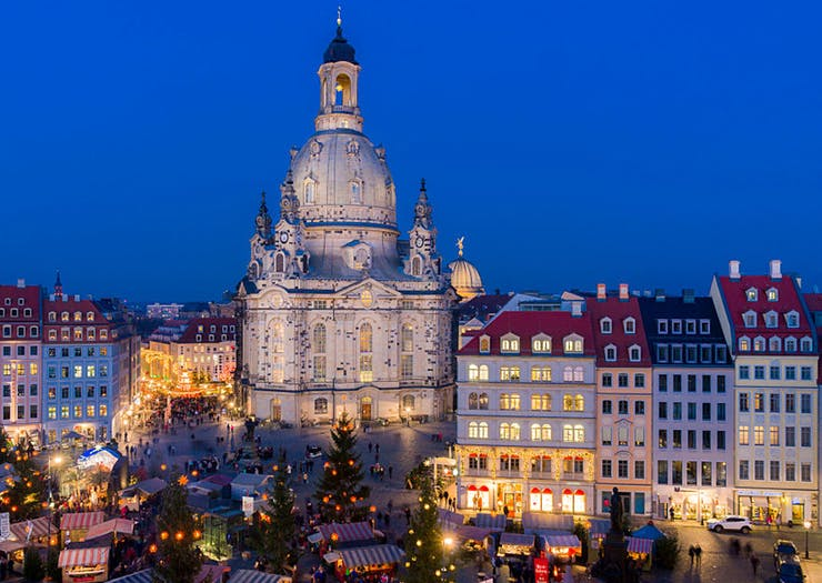 Where To Find 10 Of The World's Most Magical Christmas Markets