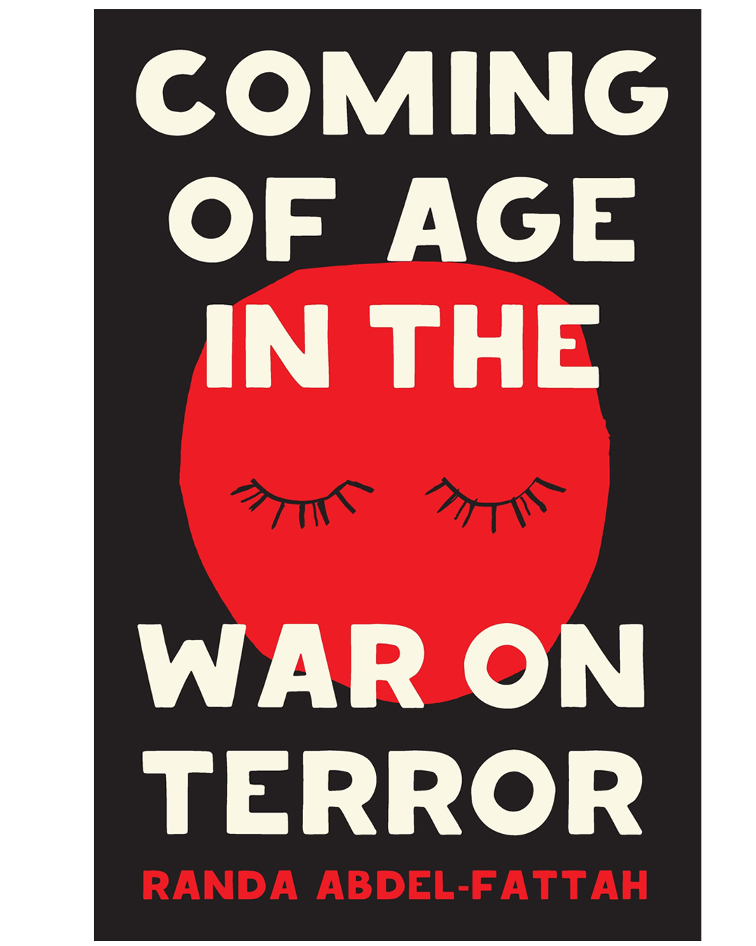 book that says coming of age in the war of terror