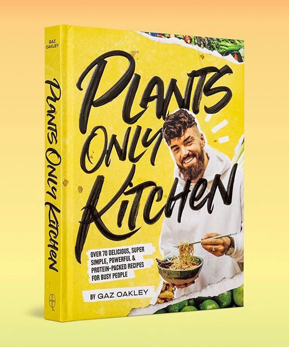 Cover of Plants-Only Kitchen cookbook