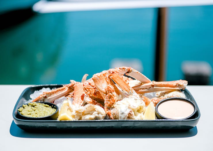 king crab co marina mirage