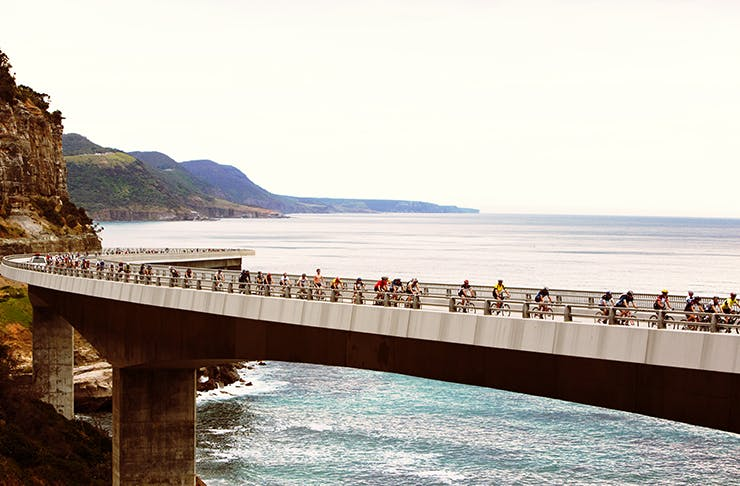 best scenic cycling routes in sydney