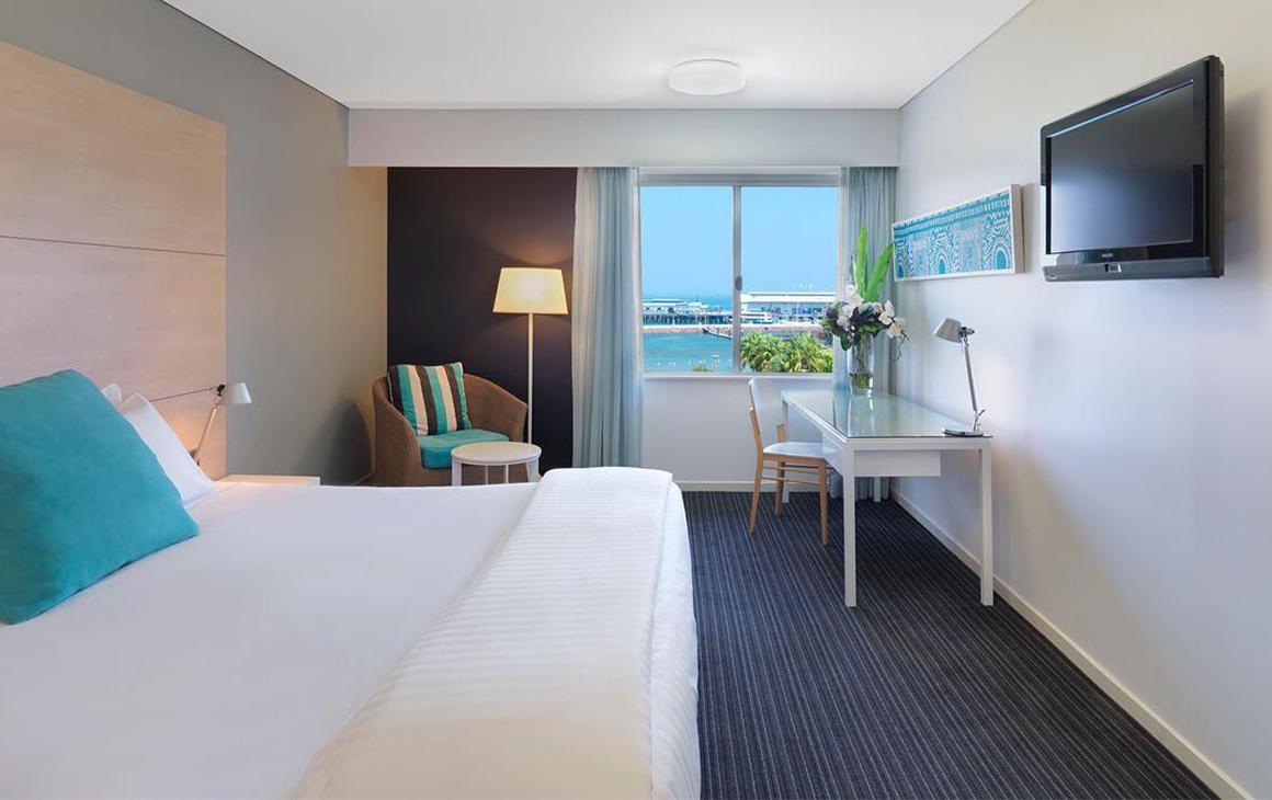 a room at Vibe Hotel Darwin