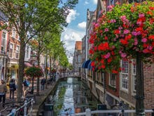 Check Out 4 Of The Netherlands Most 'Grammable Cities That Aren't Amsterdam