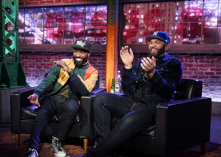 Everything You Need To Know About The Epic Podcast Turned Late Night Talk Show