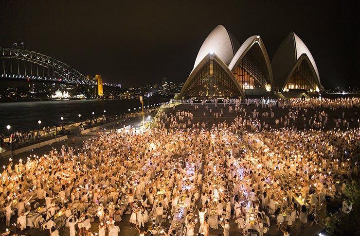 Diner En Blanc Perth, Diner En Blanc, Dinner En Blanc Event