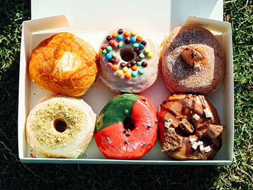 best doughnuts in Sydney