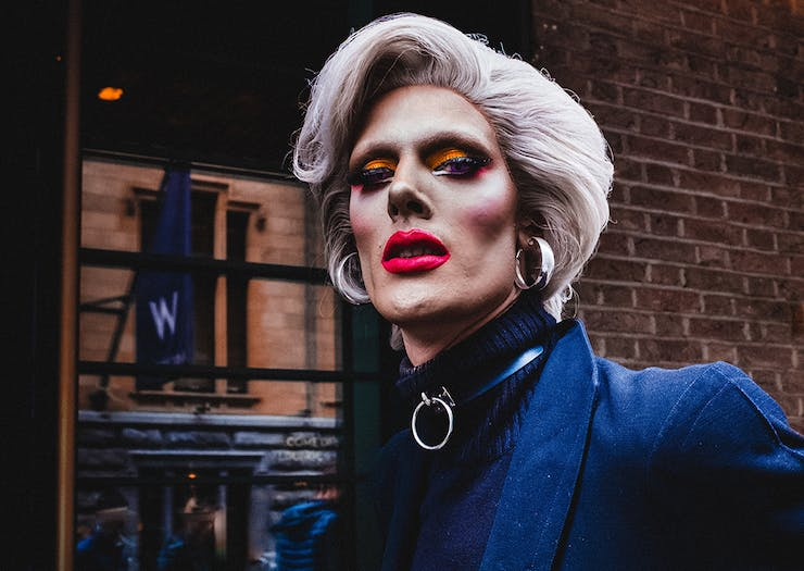 Everything You Need To Know About This Incredible Drag Queen Brunch