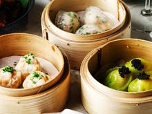 Chow Down On $1 Dumplings Every Week At This Rooftop Terrace