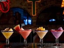 Here's Where To Sip Gigantic Nerd Flavoured Slushie Margaritas This Month