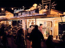A European-Inspired Winter Market With Mulled Wine Is Happening Soon