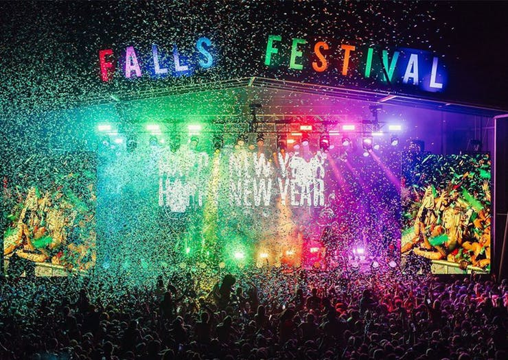 Get Pumped, Falls Festival Has Announced That 2020 Is Happening
