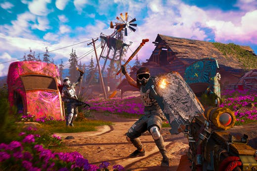 Here's The Low Down On The Neon Armageddon That Is Far Cry New Dawn