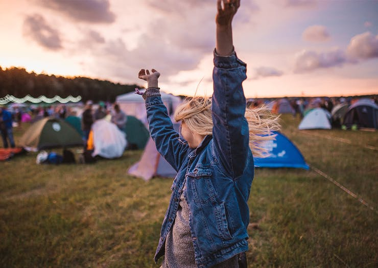 Here's Where And When Australia's Best Music Festivals Are Happening This Year