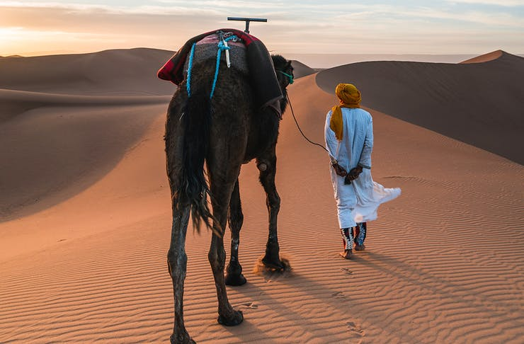The Ultimate First-Timer's Guide To Morocco