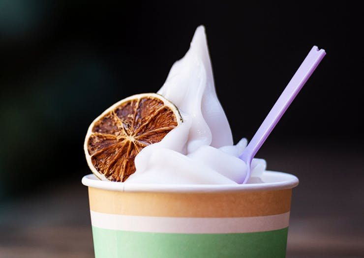 This Gin Bar Just Launched Boozy Retro Soft Serves For Summer