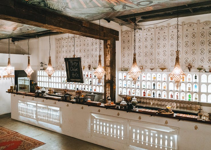 Inside Look | This Incredible New Gin Parlour Is About To Blow Up Your 'Gram